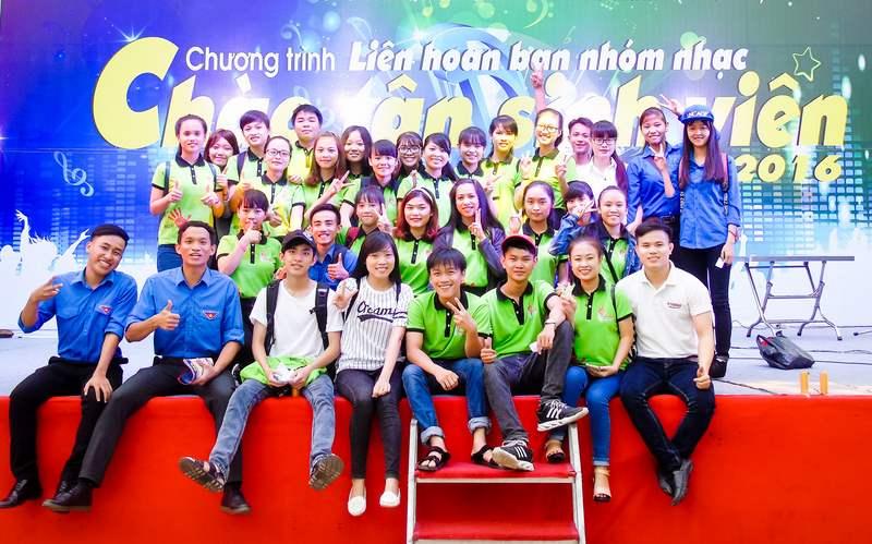 Chương trình Ngày hội chào tân sinh viên