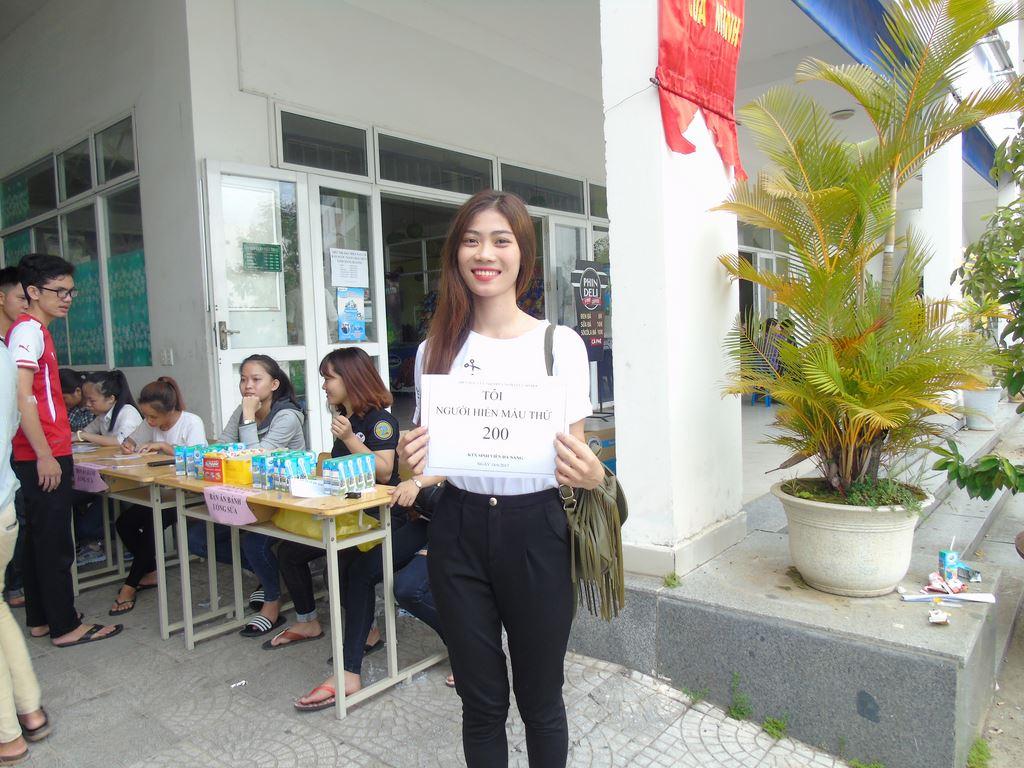 Chương trình hiến máu nhân đạo 2017